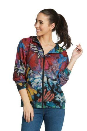 Clarie Desjardins Springtime All of the Time Hoodie, 90833